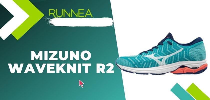 Le migliori scarpe running Mizuno da donna 2019, Mizuno WaveKnit R2