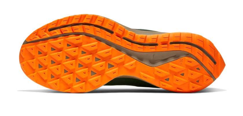 Nike Zoom Pegasus 36 Trail GORE-TEX, suola