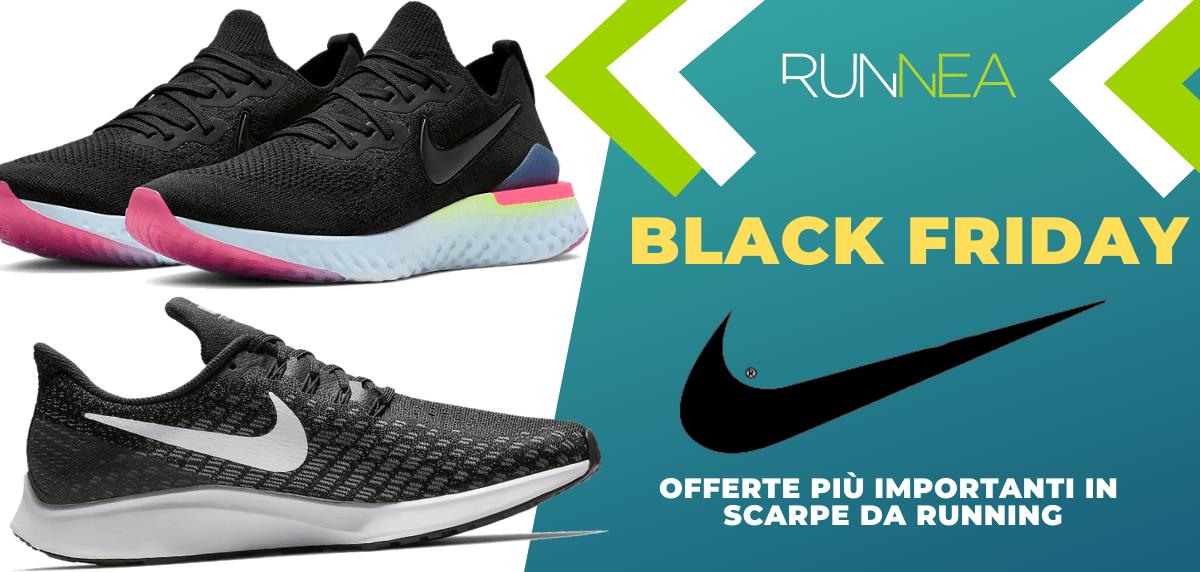 sfumature di comprare reale reputazione prima Black Friday Nike 2019: 30% extra di sconto