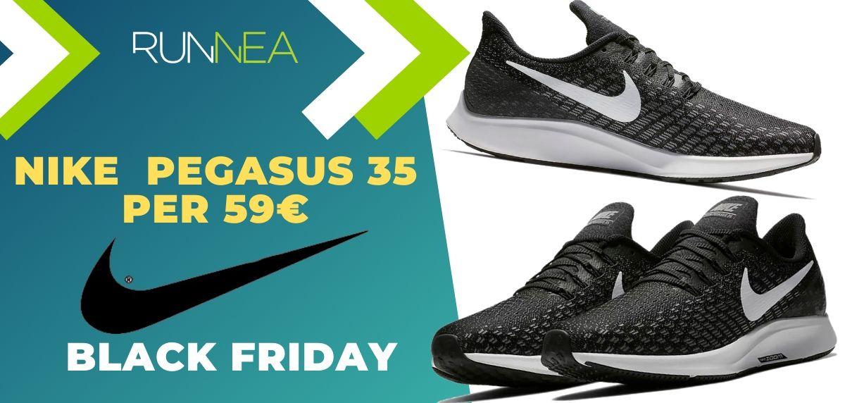 Dettagli su OCCASIONE SCONTO 30% Scarpe Running Nike Air Zoom Pegasus 35 (41)