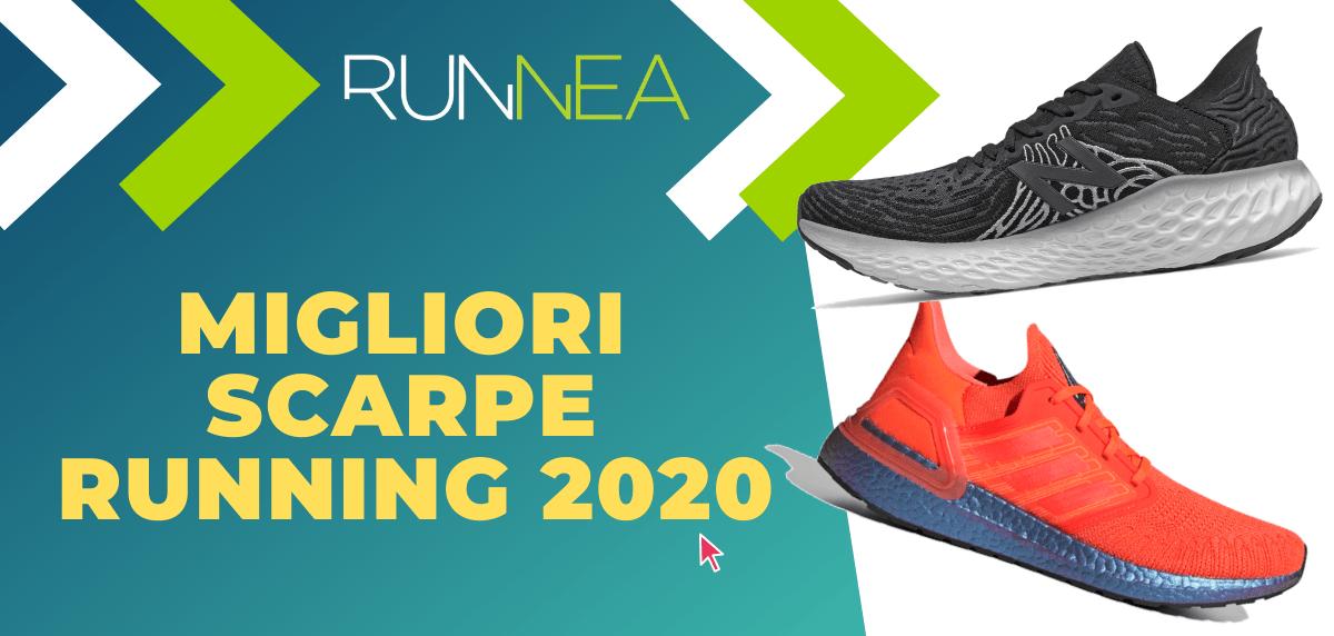 Migliori scarpe da running 2020