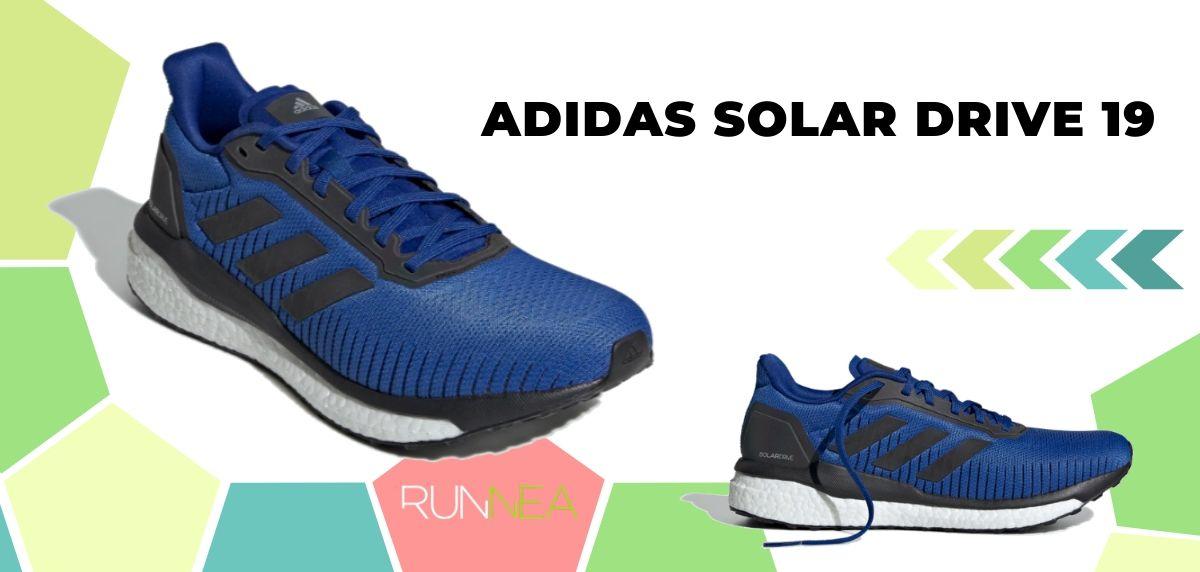 Migliori scarpe da running per cominciare a correre, Adidas Solar Drive 19