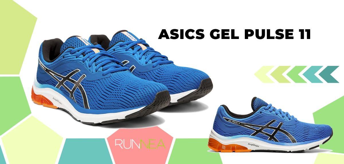 Migliori scarpe da running per cominciare a correre, ASICS Gel Pulse 11