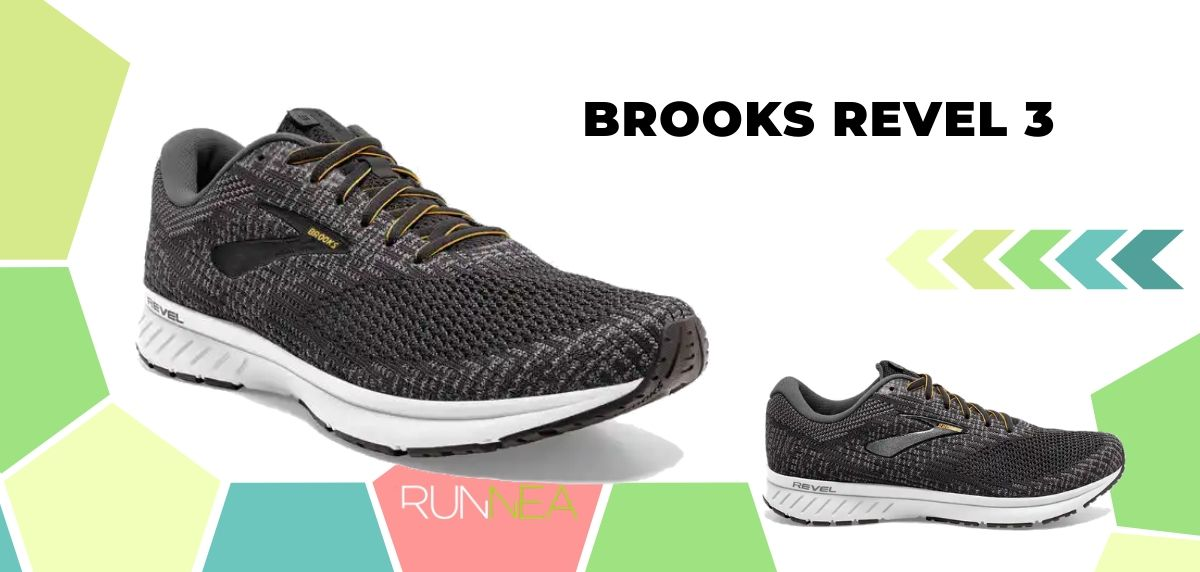 Migliori scarpe da running per cominciare a correre, Brooks Revel 3