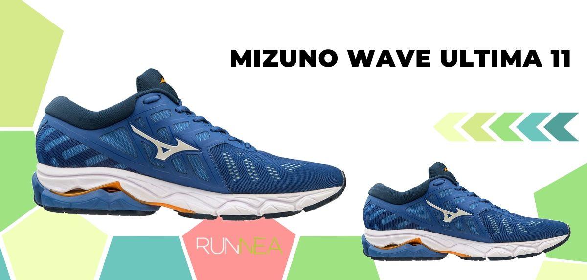 Migliori scarpe da running per cominciare a correre, Mizuno Wave Ultima 11