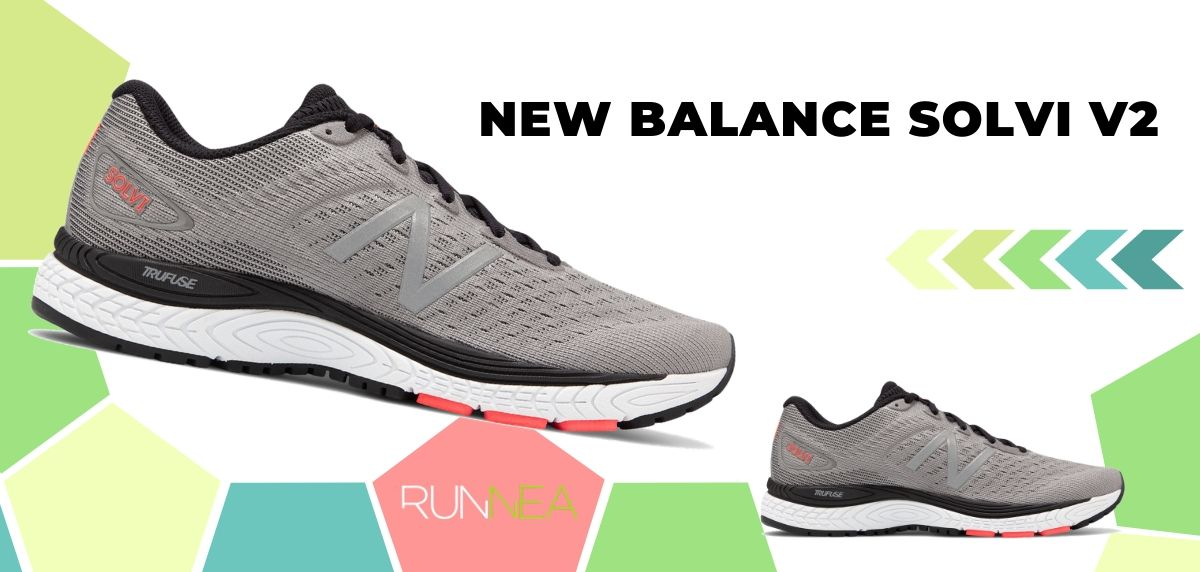 Migliori scarpe da running per cominciare a correre, New Balance Solvi v2