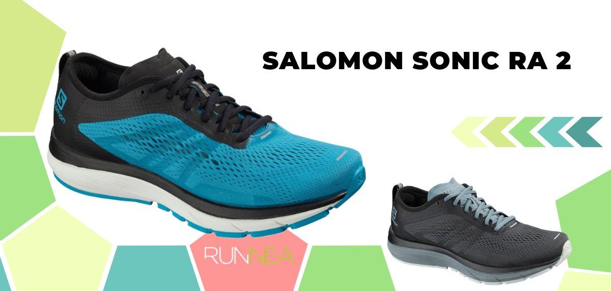 Migliori scarpe da running per cominciare a correre, Salomon Sonic RA 2
