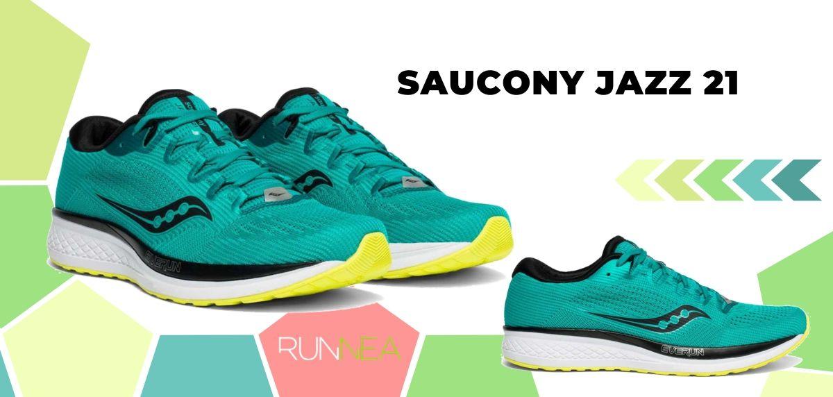 Migliori scarpe da running per cominciare a correre, Saucony Jazz 21