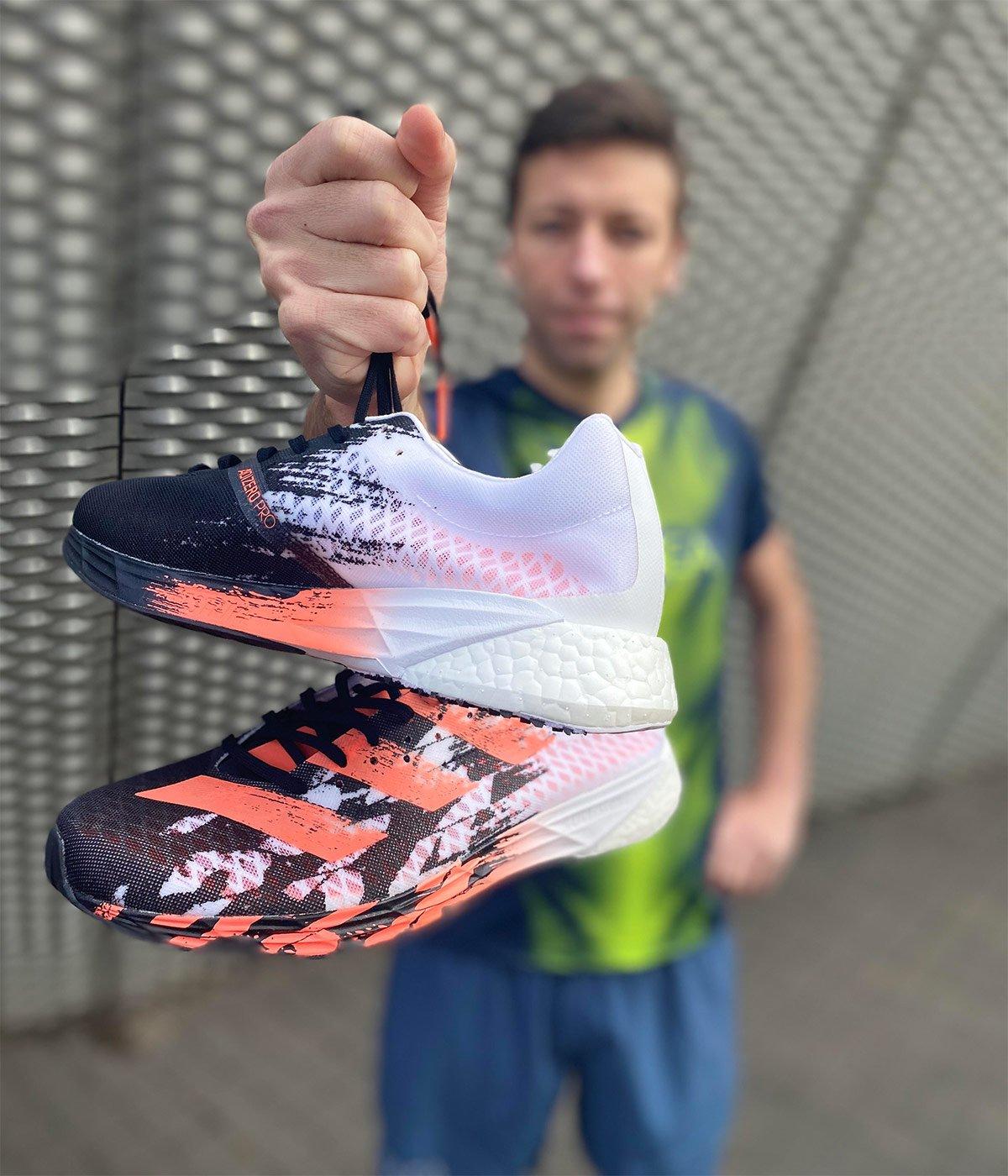 Adidas Adizero Pro, profilo