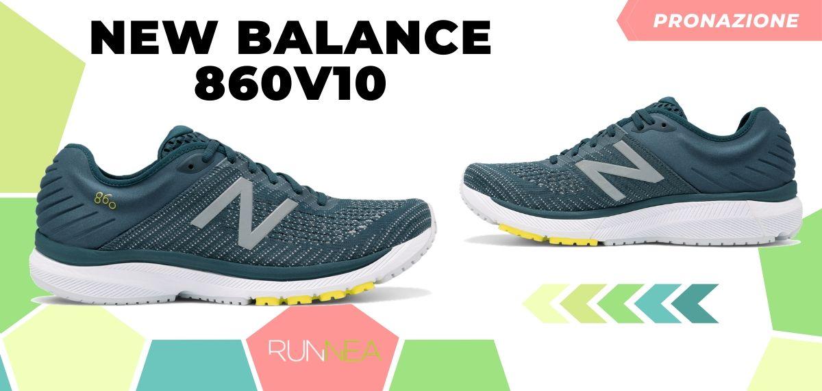 scarpe antipronazione new balance