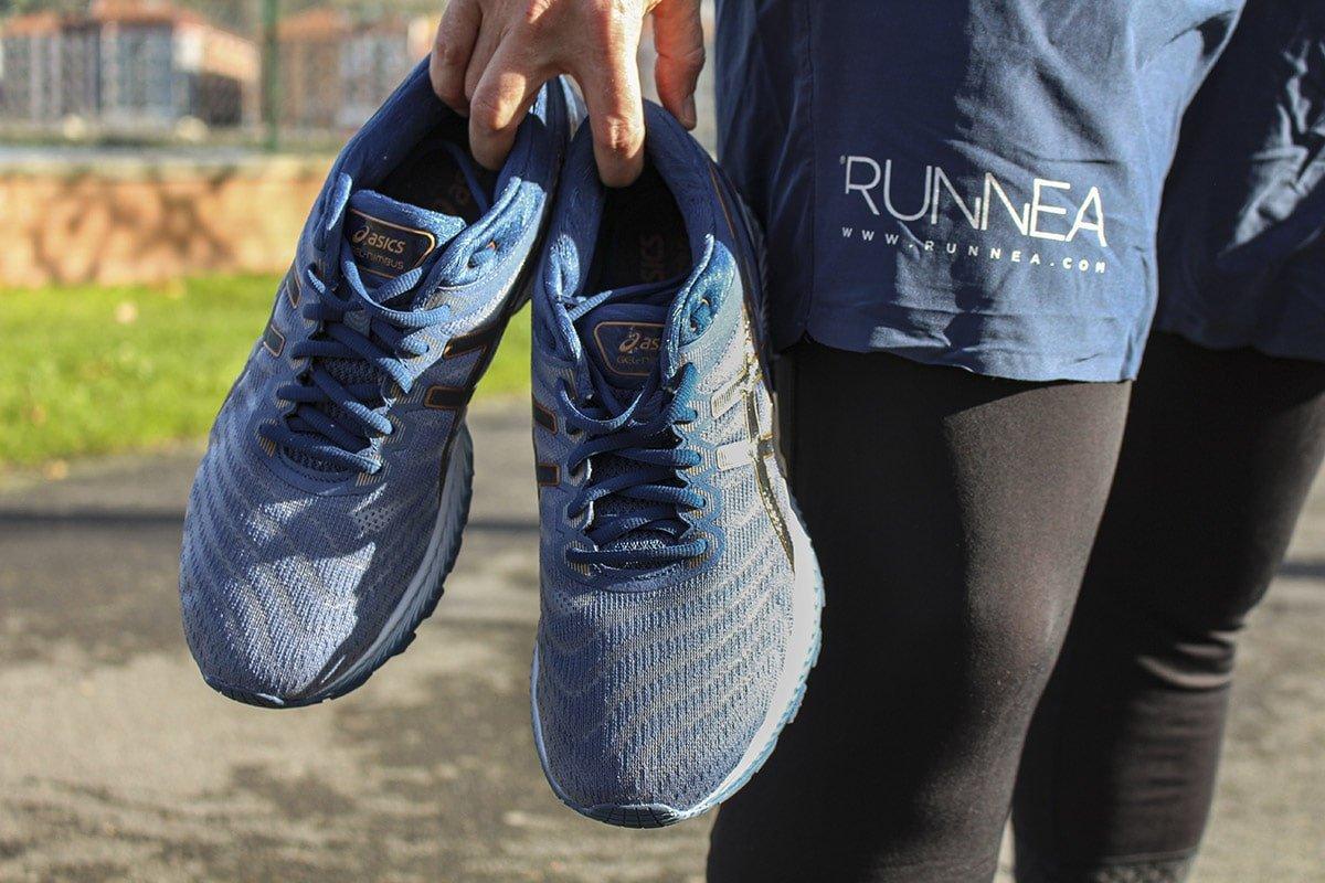 ASICS Nimbus 22: modello iconico per il running, novità