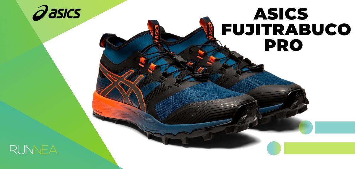 Le migliori scarpe da trail running di Asics per questo 2020, Fujitrabuco Pro