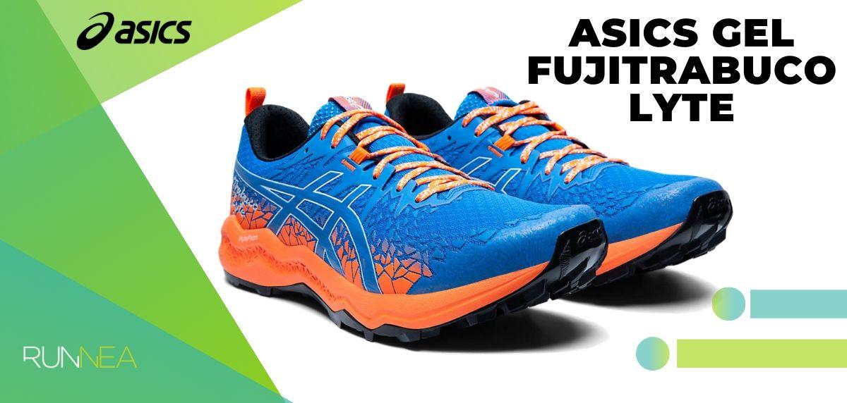 Le migliori scarpe da trail running di Asics per questo 2020, Gel Fujitrabuco Lyte