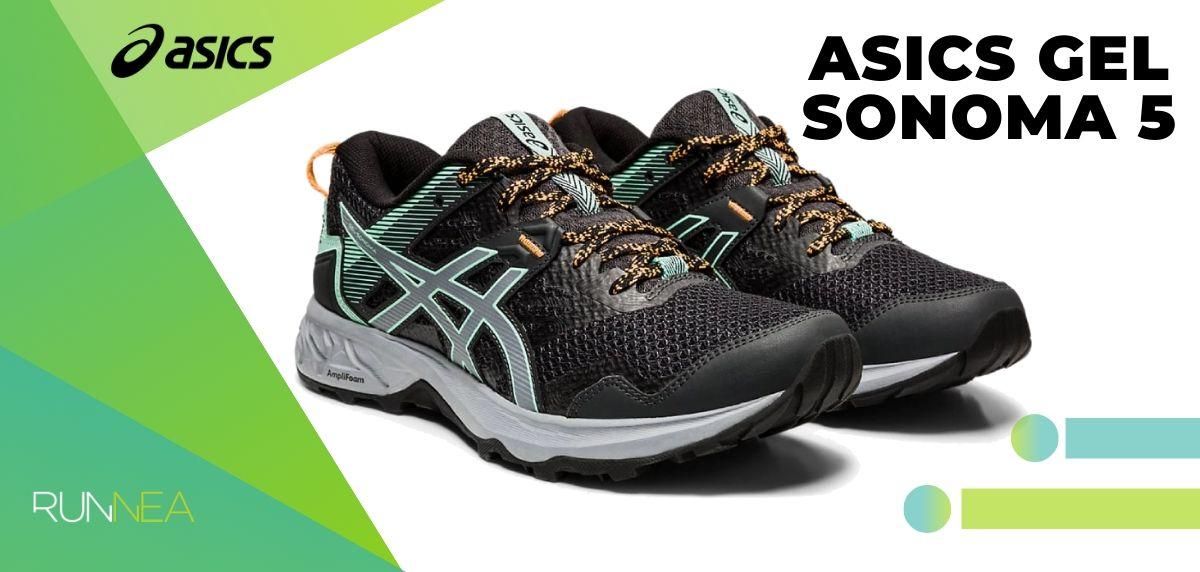 Le migliori scarpe da trail running di Asics per questo 2020, Gel Sonoma 5