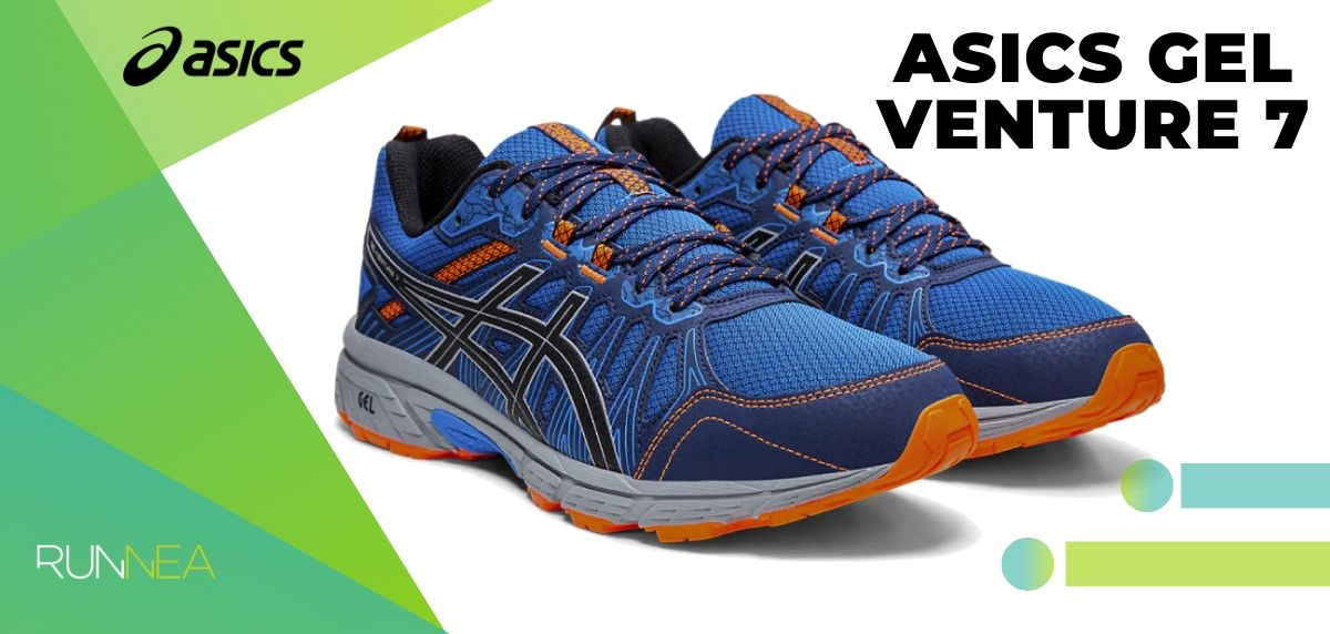 Le migliori scarpe da trail running di Asics per questo 2020, Gel Venture 7
