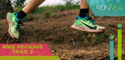 Nike Pegasus Trail 2, riscoprire il trail running