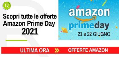 Non perdere queste offerte! Gli Amazon Prime Days sono arrivati!