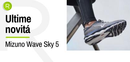 Mizuno Wave Sky 5: sei pronto a fluttuare?