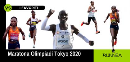 I favoriti per la Maratona delle Olimpiadi di Tokyo 2020: scopri con noi i pronostici sulle gara maschile e femminile.