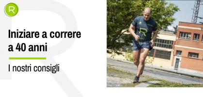 Iniziare a correre a 40 anni: sei consigli per aiutarti a farlo bene
