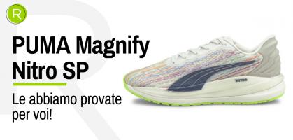 PUMA Magnify Nitro SP, la scarpa running con la massima ammortizzazione per il piacere di correre